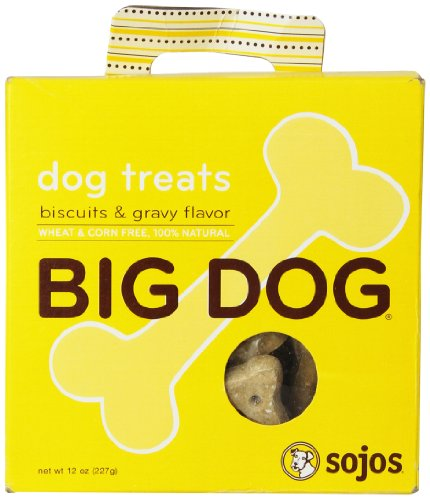 Big Dog Biscuits & Gravy Treats
