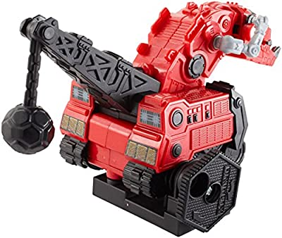 Dinotrux Ty Rux Vehicle by Mattel - Import (Wire Transfer)