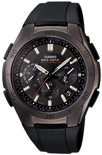 [Casio] Casio watch waveceptor world 6 station signal correspond...