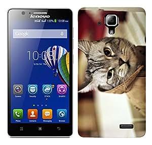 WOW Printed Designer Mobile Case Back Cover For Lenovo A536