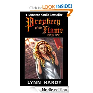 Prophecy of the Flame: Book One - Love's Dawning