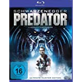 "Predator (Ultimate Hunter Edition) [Blu-ray]von ""Arnold Schwarzenegger"""