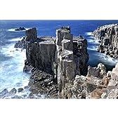 【日本の風景のポストカード】福井県東尋坊の絵葉書の絵葉書がはきハガキ