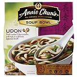 Annie Chun's Udon Soup Noodle Bowl, 5.9-Ounce Bowls (Pack of 6) ~ Annie Chun's
