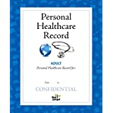 Personal Healthcare Record - Adult Healthcare Organizer ~ Charla Spence