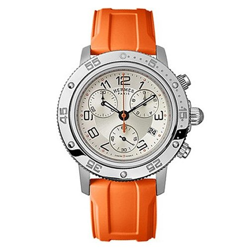 Hermes Clipper Chronograph Quartz Watch - 036081WW00