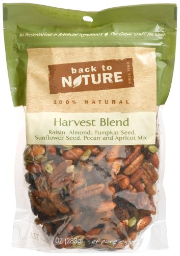 Back To Nature Harvest Blend, 10-Ounce Pouches (Pack of 3)