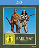 Karl May Collection - Winnetou I-III - 3-Disc Box Set ( Apache Gold / Last of the Renegades / The Desperado Trail ) ( Winnetou 1 / Winnetou 2 / Winnetou 3 ) [ Blu-Ray, Reg.A/B/C Import - Germany ]
