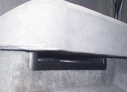 "Toyota Tundra Subwoofer Enclosure - Custom, Unloaded, Holds 2-8"" Subs (Black) Q-Customs By Q-Logic"
