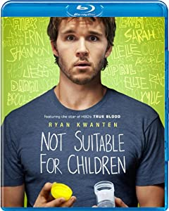 Not Suitable For Children [Blu-Ray]