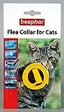 Beaphar Cat Flea Collar, Plastic Collar Yellow Colour - Valentina Valentti Uk