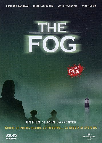 The fog [2 DVDs] [IT Import]