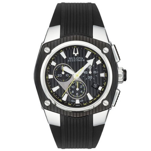 Bulova Accutron Corvara Men's Quartz Watch 65B141