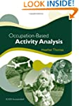 Occupation-Based Activity Analysis (T...