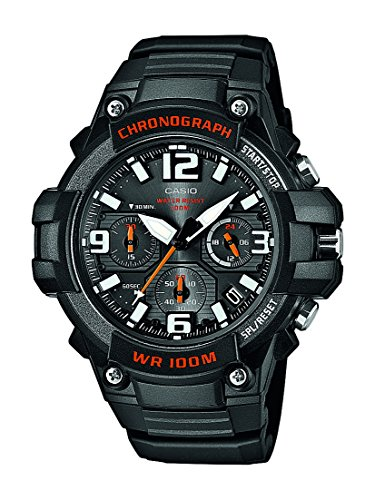 Casio Collection MCW-100H-1AVEF - Orologio da Polso Unisex