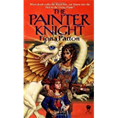 The Painter Knight (Branion series, Book 2) by Fiona Patton