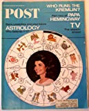 img - for Saturday Evening Post March 26 1966 Jackie Kennedy Astrology on Cover book / textbook / text book