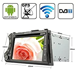 See Rungrace 7.0 Android 4.2 Multi-Touch Capacitive Screen In-Dash Car DVD Player for Ssangyong Acyton Kyron with WiFi / GPS / RDS / IPOD / Bluetooth / DVB-T Details