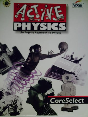 Active Physics: An Inquiry approach to Physics