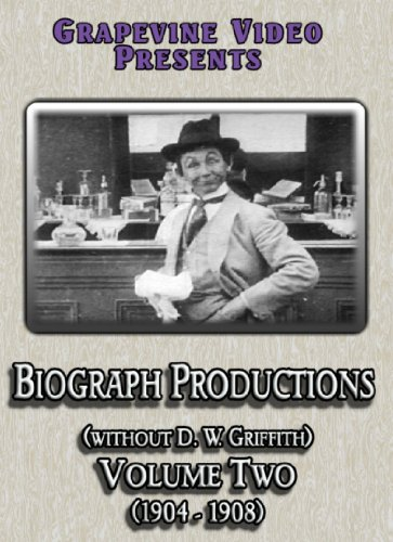 Cover art for  Biograph Productions 2 (1904-1908)