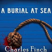 A Burial at Sea: Charles Lenox Mysteries Series #5 (       UNABRIDGED) by Charles Finch Narrated by James Langton