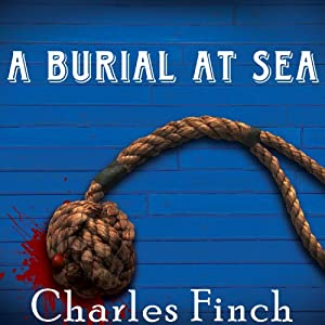 A Burial at Sea: Charles Lenox Mysteries Series #5 | [Charles Finch]