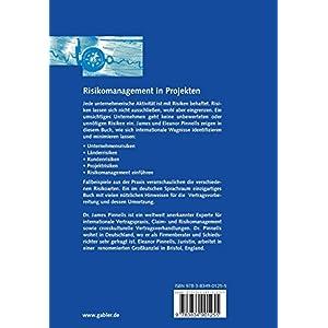 Risikomanagement in Projekten: Internationale Wagnisse Identifizieren und Minimieren (German Edition)