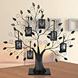 Family Tree with 6 Hanging Photo Frames