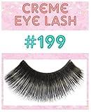 Creme 100% Natural Fashion Eye Lashes (Pack of 3) (199) | Kai
