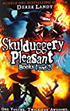 Derek Landy Skulduggery Pleasant 1 & 2: two books in one (Skulduggery Pleasant 2 in 1)