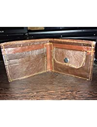 HANDMADE LEATHER CULTURE Leather Men's Brown Leather Wallet