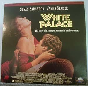[ Laserdisc ] White Palace with Susan Sarandon & James Spader