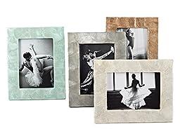 Capiz Design Photo Frame, 5\