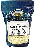 Shiloh Farms Organic Quinoa Flakes -- 16 oz