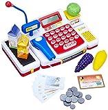 Toy - Simba 4525700 - Supermarktkasse mit Scanner