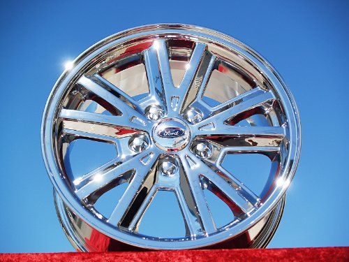 Ford Mustang: Set of 4 genuine factory 16inch