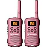 Motorola MG167A 16-Mile Range 22-Channel FRS/GMRS Two-Way Radio (Pair)