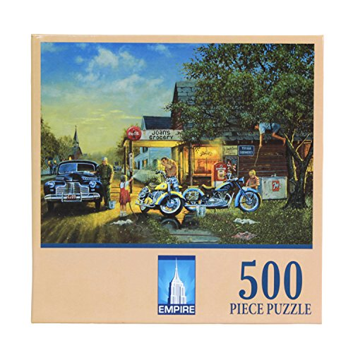 500 PIece Spring Cleaning Puzzle