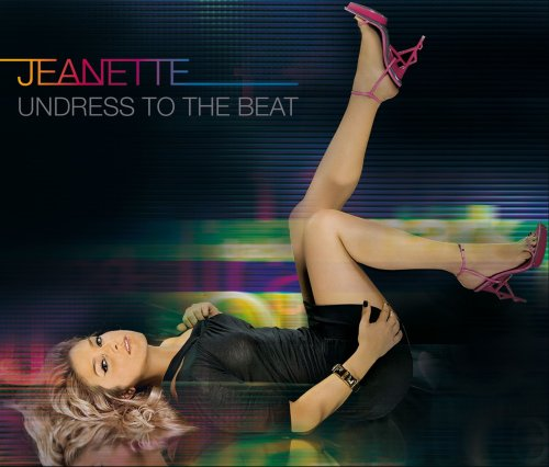 Jeanette - Undress to the Beat (Premium inkl. Poster) - Zortam Music