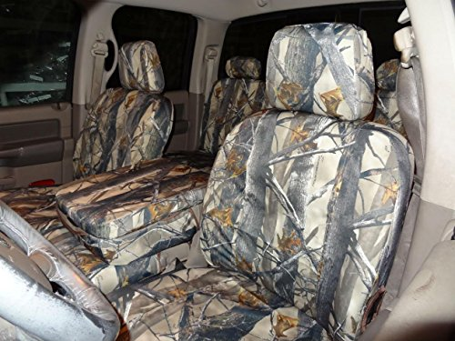 Durafit Seat Covers DG30 2006-2009 Dodge Ram 2500 or 3500 Exact fit Seat Covers in XD3 Camo Endura (Custom Fit Seat Covers Camo compare prices)