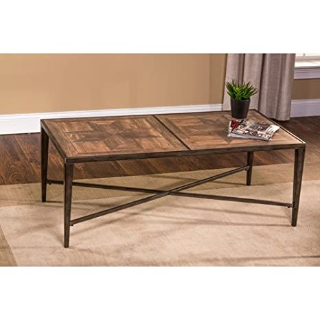 Hillsdale Furniture Owen Pewter Coffee Table