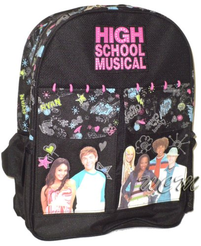 High School Musical Entire Cast Backpack