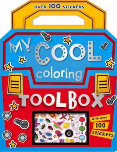 My Cool Colouring Tool Box (Colouring and Sticker Books)