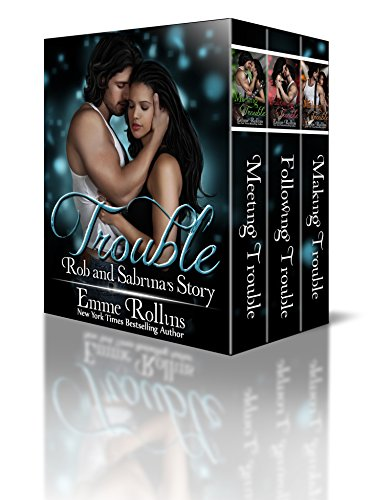 Trouble Boxed Set (New Adult Rock Star Romance): Rob and Sabrina