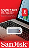 SanDisk SDCZ71-008G-B35T 8 GB Cruzer Force USB Flash Drive