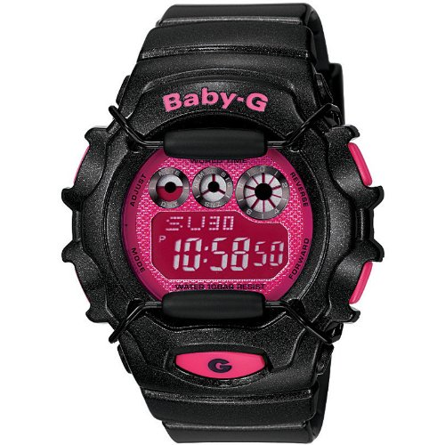 Baby G By Casio Bg1006sa-1 Vivid Metallic Ladies WatchBaby G By Casio Bg1006sa-1 Vivid Metallic Ladies Watch
