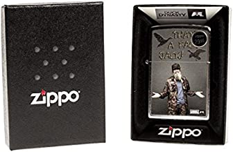 Zippo 207 CI016947 Duck Dynasty Si That39s a Fact Jack Lighter