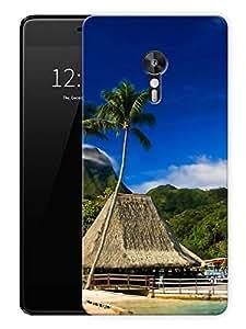 """Beach ShackPrinted Designer Mobile Back Cover For """"Lenovo Zuk Z2 Pro"""" (3D, Matte, Premium Quality Snap On Case)"""