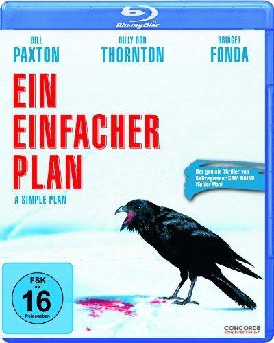 Un plan sencillo / A Simple Plan ( Ein einfacher Plan (A Thousand Miles) ) [ Origen Alemán, Ningun Idioma Espanol ] (Blu-Ray)