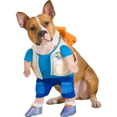 Go Diego Go Pet Costume